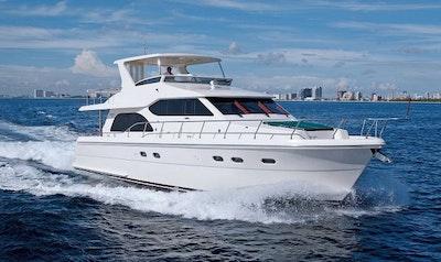Hampton 590 Motor Yacht for sale