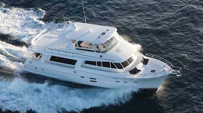 hampton endurance 680 yacht for sale