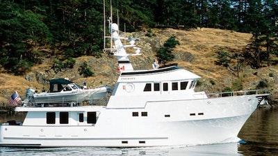 Northern Marine 80 Tri-Deck Yacht For Sale