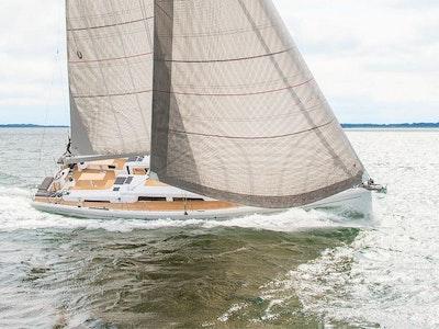 Hanse Yachts 548