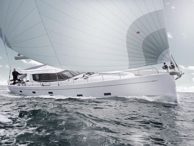 Moody Yachts 54 Deck Saloon