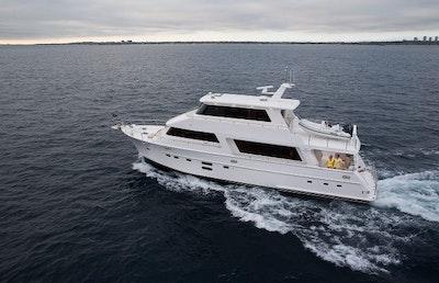 Hampton Endurance 720 Yacht