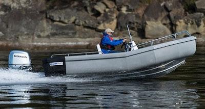 Bullfrog 17 Sport Utility Boat