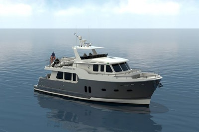 Northwest-Yachts 52-Trawler